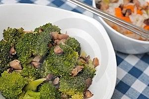Healthy Broccoli Delicacy Stock Photos - Image: 19337283