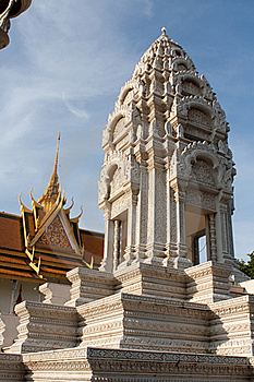 Royal Palace Cambodia Stock Photography - Image: 19339272