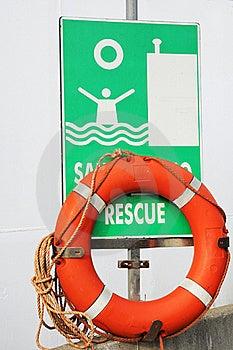 Rescue Circle Stock Image - Image: 19341761