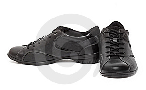 Woman's Sport Shoes Stock Photos - Image: 19346543