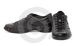 Woman's Sport Shoes Stock Photos - Image: 19346543