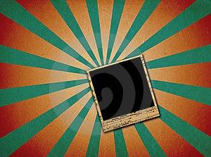 Grunge Photo Frames Stock Images - Image: 19346664