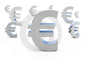 Euro Currency Royalty Free Stock Photos - Image: 19347418