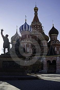 Saint Basil's Cathedral Stock Photos - Image: 19348663