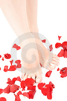 Footcare Royalty Free Stock Photography - Image: 19356667