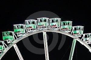 Ferris Wheel Royalty Free Stock Photos - Image: 19361238