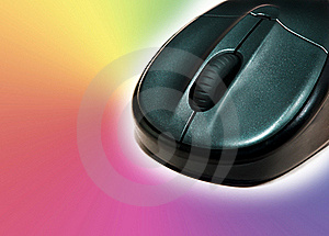 Wireless Mouse Stock Photo - Image: 19362400