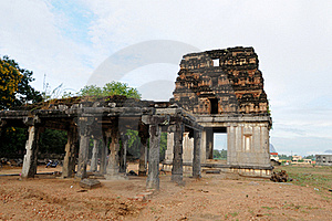 Gingee Fort Royalty Free Stock Images - Image: 19371989