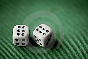 Dice Royalty Free Stock Images - Image: 19372709