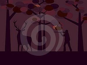Hunting Season Royalty Free Stock Photos - Image: 19384588
