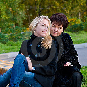 Maternal Love Royalty Free Stock Photography - Image: 19390777