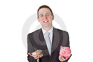 Friendly Real Estate Agent Stock Photo - Image: 19390990