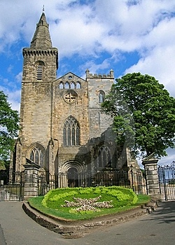 Dunfermline Abbey Stock Photography - Image: 19393972