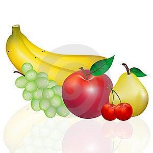 Fruits Stock Photography - Image: 19395852