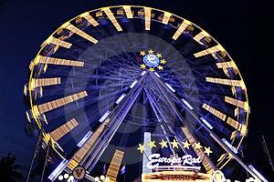 Ferris Wheel Stock Image - Image: 19396301