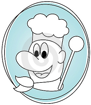Happy Cook Icon Royalty Free Stock Photography - Image: 19397377