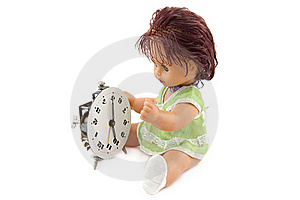 Doll Royalty Free Stock Photography - Image: 19399177