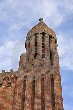 Old Brick Built Tower Stock Photography - Image: 1943002