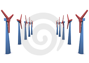 Wind Energy Stock Image - Image: 1948681