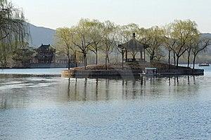 Kunming Lake Of Summer Palace Royalty Free Stock Photos - Image: 19404868