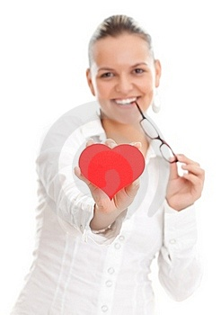Take My Heart Stock Photography - Image: 19404912