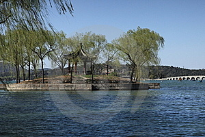 Kunming Lake Of Summer Palace Royalty Free Stock Images - Image: 19405019