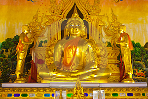 Buddha And  Disciples Images Stock Photography - Image: 19405232