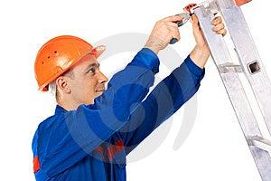 Repair Step Stock Photo - Image: 19406600