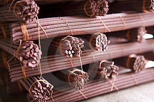 Tibetan Incense. Royalty Free Stock Photos - Image: 19410708
