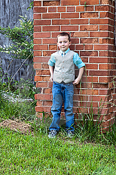 Children Outdoors Royalty Free Stock Photography - Image: 19414257