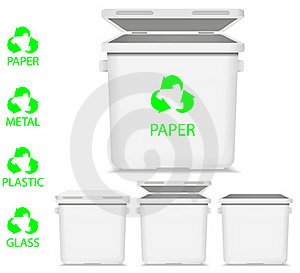 Recycle Garbage Stock Images - Image: 19414854