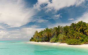 Untouched Island Stock Photos - Image: 19416083
