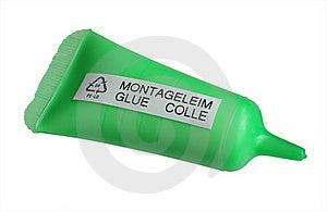 Glue. Royalty Free Stock Image - Image: 19416226