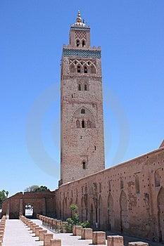 The Koutoubia Mosque Stock Photo - Image: 19417360