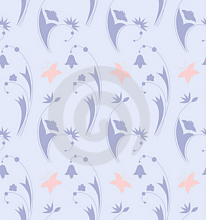 Floral Seamless. Royalty Free Stock Photo - Image: 19418515