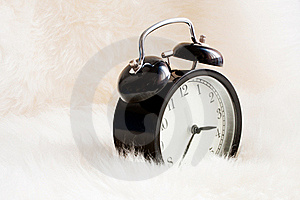 Vintage Alarm Clock Royalty Free Stock Images - Image: 19421589