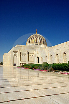 Grand Mosque Stock Photo - Image: 19427750