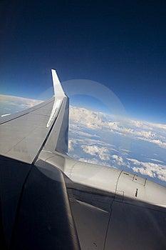Vliegtuig Royalty-vrije Stock Afbeeldingen - Afbeelding: 19431799