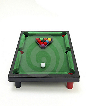 Billiard Snooker Royalty Free Stock Image - Image: 19432036