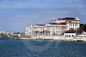 The Beautiful Architecture Of The Sea Royalty Free Stock Photos - Image: 19432128