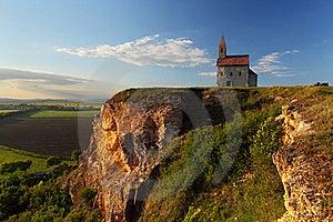 Nice Catholic Chapel In Eastern Europe Stock Photo - Image: 19432230
