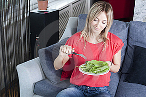 Healthy Meal! Stock Photography - Image: 19432492