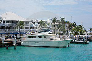 Key West Pier Royalty Free Stock Images - Image: 19435609