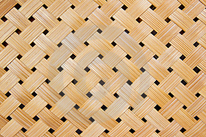 Woven Bamboo Pattern Stock Images - Image: 19439884