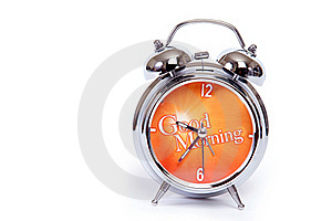 Alarm Clock Royalty Free Stock Image - Image: 19439976