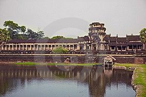 Angkor Wat Stock Photo - Image: 19441490
