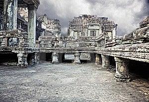 Angkor Wat Royalty Free Stock Photo - Image: 19441495