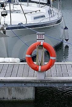 Lifebuoy Stock Photo - Image: 19441630