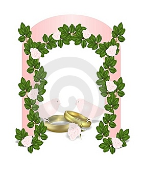Wedding Card, Cdr Vector Stock Photo - Image: 19443110
