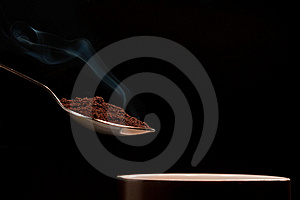 Coffee Smell Royalty Free Stock Photography - Image: 19446377
